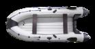 Надувная ПВХ лодка РМ 390 Air, килевая